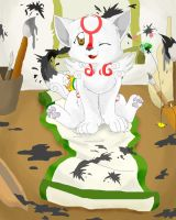 Okami: Bad Ammy, Bad Ammy by Hyrika