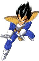 Vegeta Scouter Burst Limit by Tadakatsu4