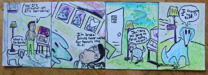 My Comic Project! by coltonphillips