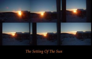 +: Setting Of The Sun : + by inugirl33