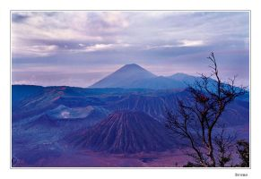 Mt Bromo by DonovanDennis