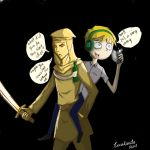 Stephano to the rescue! by AlexIbnlaAuditore08