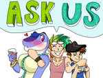 Ask em'! by Cocoawebkins
