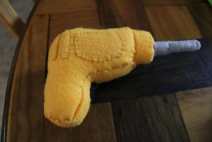 Felted Drill by DanikaMilles