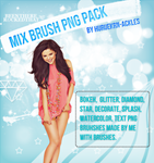 MIX BRUSH PNG PACK by huruekrn-ackles