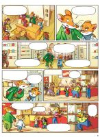 Geronimo Stilton by MirkAnd89