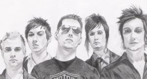 Avenged Sevenfold DRAW by LGhost