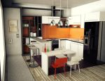 Kitchen 1 by yourPorcelainDoll