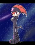 Shade the echidna by Sabientje
