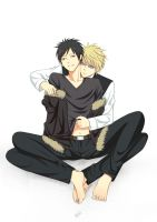 Shizaya by Ellinot