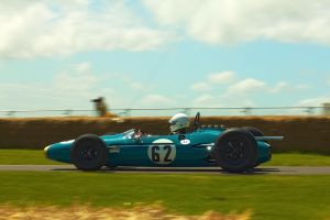 Goodwood 2012: Brabham Climax BT3 by randomlurker