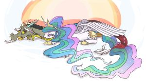 Dislestia like yeh by Guiltiest-Sparks