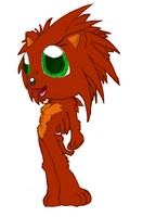Casandra the Porcupine by supertailsfan