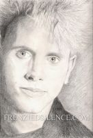 Martin L. Gore by frenziedsilence