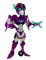 Amana's Robot Mode by AleximusPrime