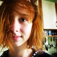 Redhaired and weird by 6igella