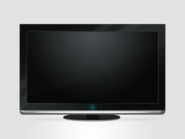 LCD TV by Cr7NeTwOrK