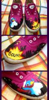 Prinny Shoes by Takiusa
