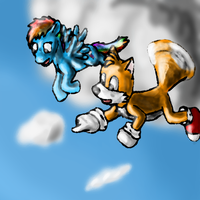 friends that can fly by Colliequest