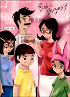 Bob's Burgers by pizet