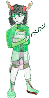A Wild Fantroll Appears by pungender