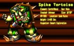 Spike Tortoise by spdy4