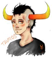 Tavros by BackwardsRainbow