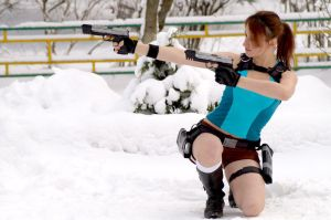 Odani 2013 Lara Croft_2 by LiSaCroft