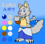 Lubo Reference by JomoOval