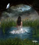 The Bath by Wildfire2003
