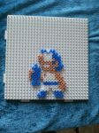Hama Beads: Stanley the Bugman for Maklods by sidser