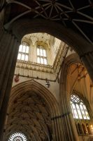 York Minster interior 4 by wildplaces