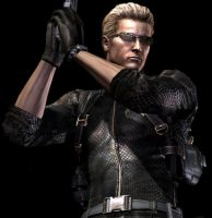 Wesker Model 3 by DragonKeeper333