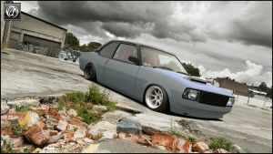 Opel Ascona Clean-version by Yzn90