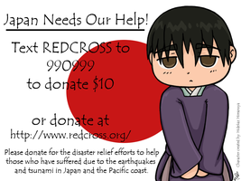Japan Needs Our Help by Rio-McCarthy