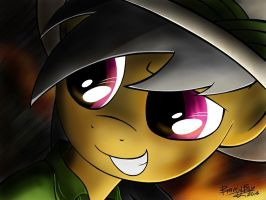 Daring Do by bravelyart