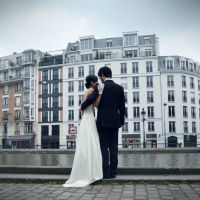 Japanese Wedding in Paris by anneclaires