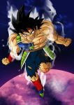 Bardock planeta Vegeta by BardockSonic