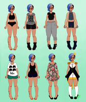 clothing ref by cappiness