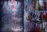 The Scars of Aclahym: Page 1 and 2 by Octeapi