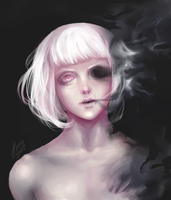 Decay by kittysophie