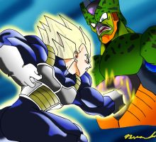 Super Vegeta by angers