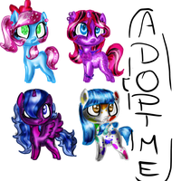 Chibi adoptables! by Points-adoptables-4U