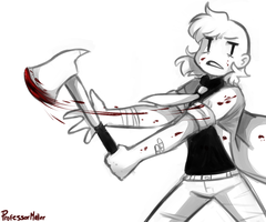 Bloody Hell by Saurit