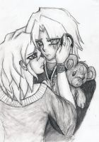 NSaP: Malik x Ryou Our Tears by Akila-Ishtar