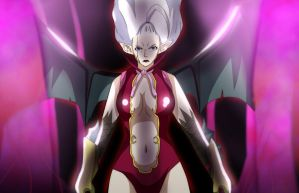 Fairy Tail Mirajane Demon Form by Mr123GOKU123