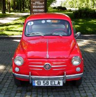 Fiat 600 by Cipgallery