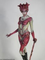 Bodypainting-Paris-Bodypainting-France-Vampire by Bodypainting-France