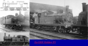 EOR's former loco Holden F5 by YanamationPictures
