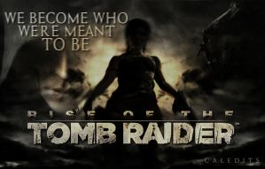 Rise Of The Tomb Raider Wallpaper by CalEdits
